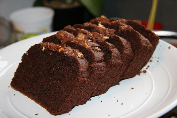 Egg-Free Chocolate Banana Loaf