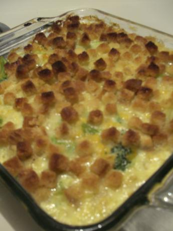 Corn and Broccoli Casserole