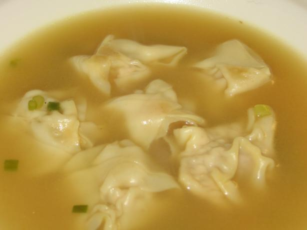 Simple Won Ton Soup