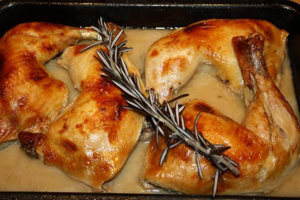 Citrus Spring Chicken