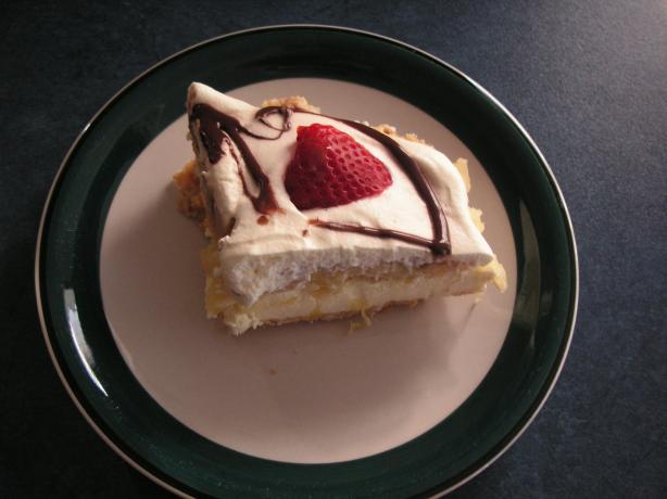 Llanda's Ecstasy Cake