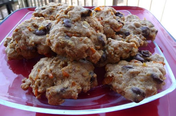 Kumquat Cookies