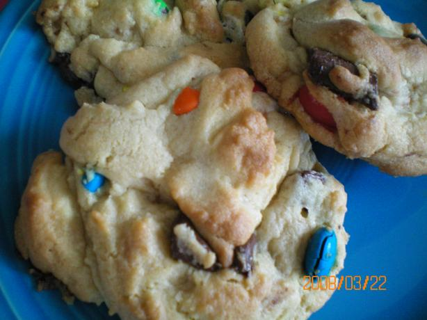 Candy Store Cookies