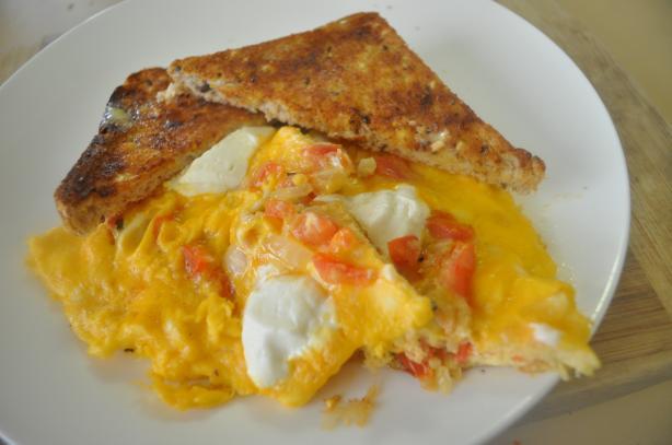 Classic Egyptian Omelette
