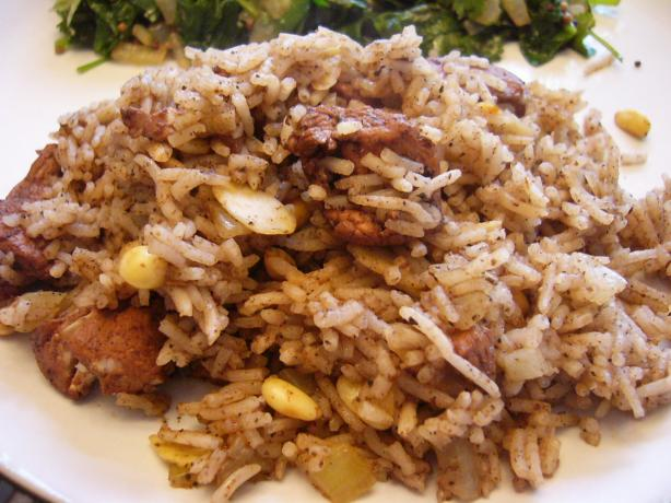Riyadh Rice - Middle Eastern Favourite!