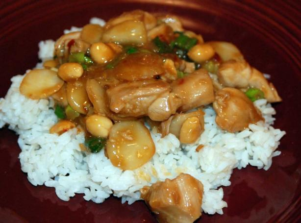 Chinese Take-Out Kung Pao Chicken