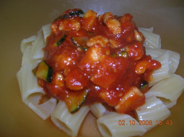 Sommer's Chicken Spaghetti
