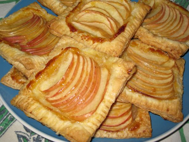 Farmhouse Apple Tarts