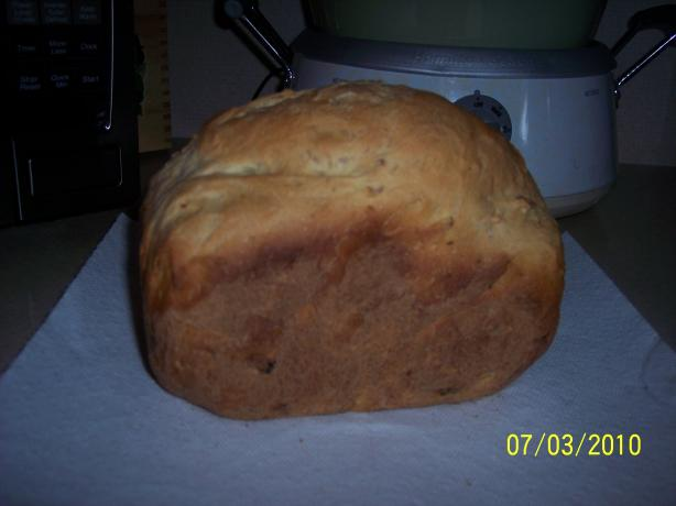 Harvest Loaf (Bread Machine)