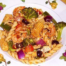 Quick Pasta Lunch Salad