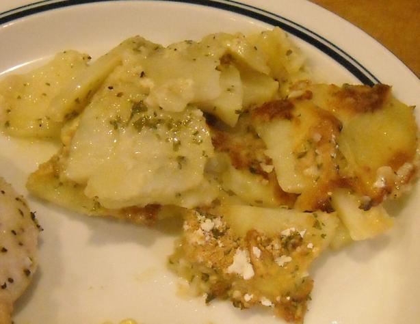 Nonnie's Scalloped Potatoes