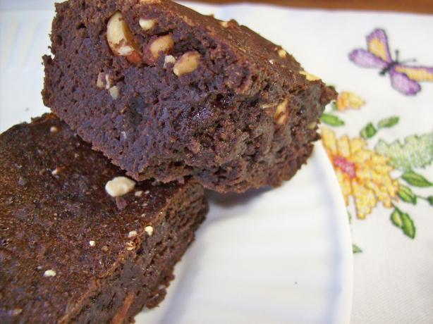 Grubstake Brownies