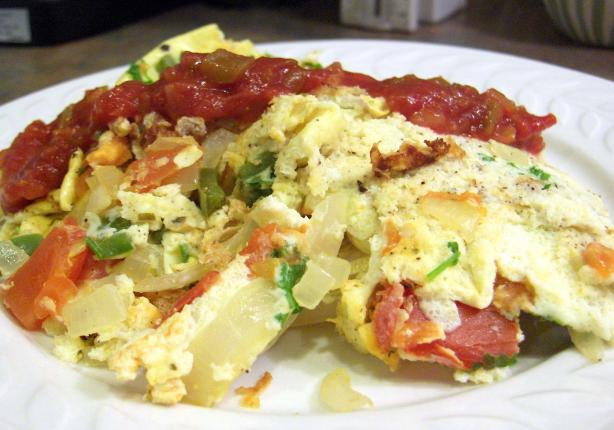 Menhaden (Turkish Omelette)