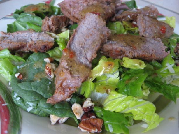 Panera Bread's Bistro Steak Salad