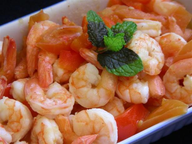Flavorful Pepper Shrimp