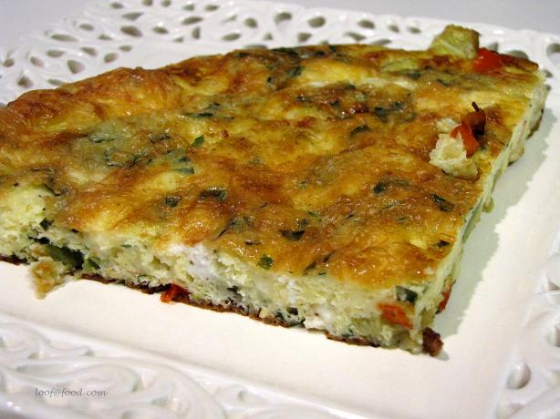 Mediterranean Frittata