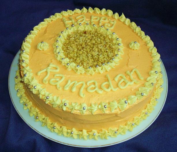 Stunning Mango Kulfi Cake
