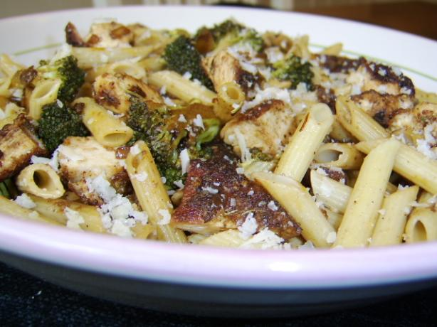 Any Night of the Week Chicken, Pasta, and Broccoli