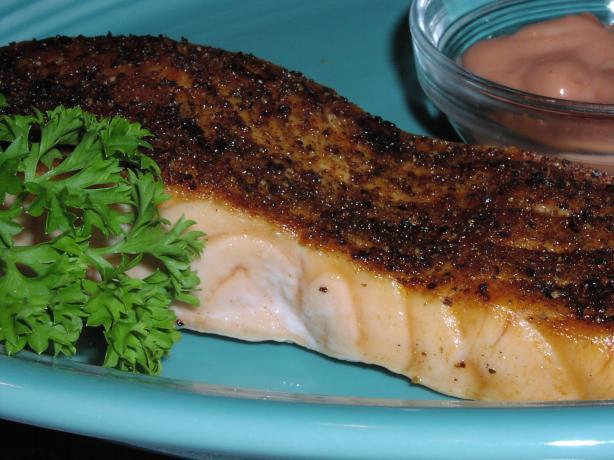 Cajun Salmon
