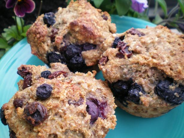 The Ultimate Healthy Muffins