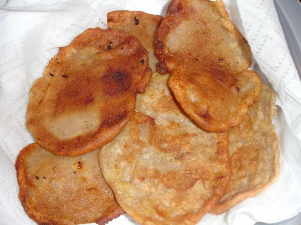 Virgin Islands Style Banana Fritters