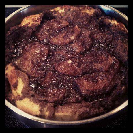 The Original Pancake House Apple Pancake