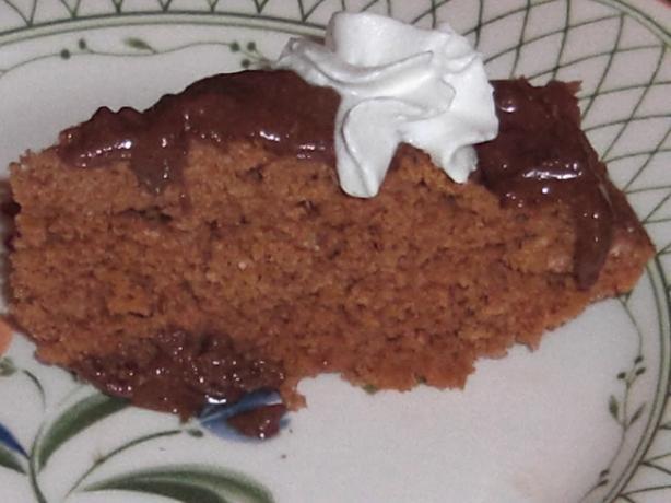 Easy Peasy Quick Chocolate Orange Cake