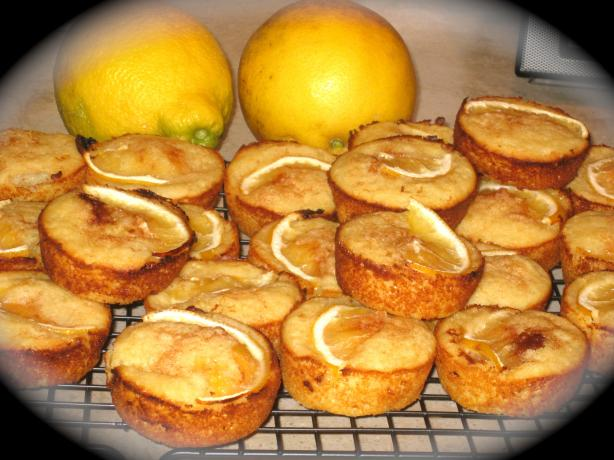 Meyer Lemon Muffins