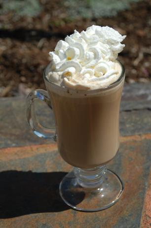 Irish Coffee Teddy's Mommy Style
