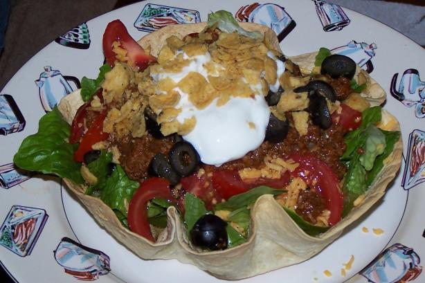 Western Taco Salad
