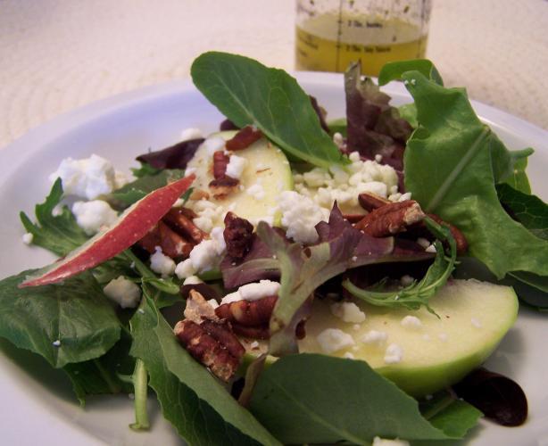 Apple Feta Salad