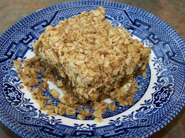 Wheat-Free Date Squares