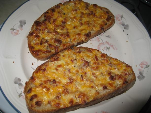 Cheesy Appetizers