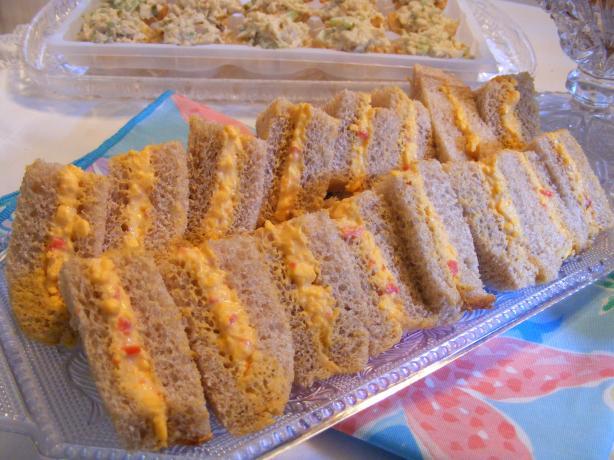 Vivian's Pimento Cheese (Sandwiches)