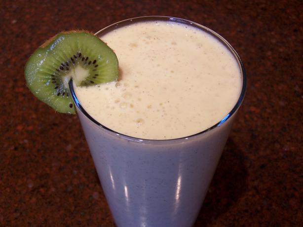 Kiwi Pineapple Cream