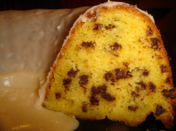 Vanilla Rich Chip Cake