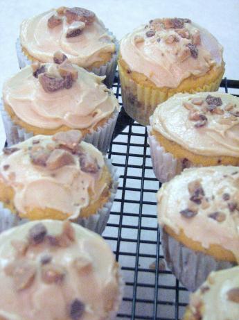 Butter Scrumptious Cupcakes