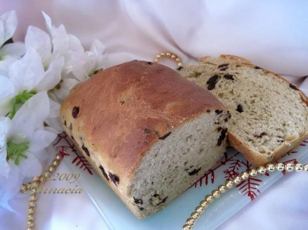 Raisin Breakfast Bread (Cramique)