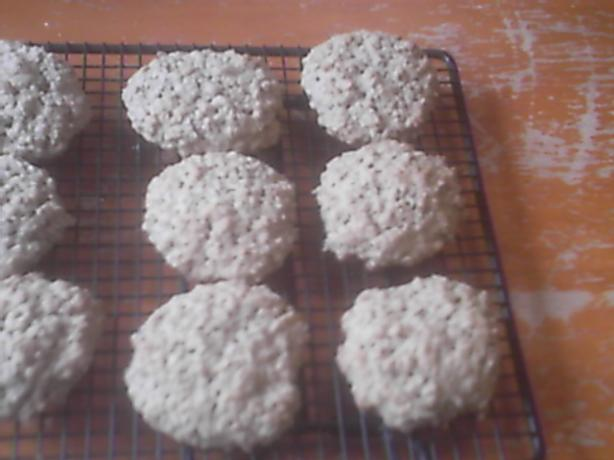 Church Family Oatmeal Cookies