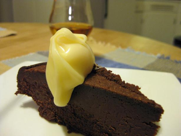 Boca Negra (Bourbon Chocolate Cake)