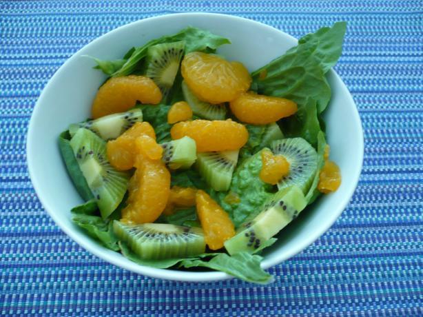 Mandarin Kiwi Salad