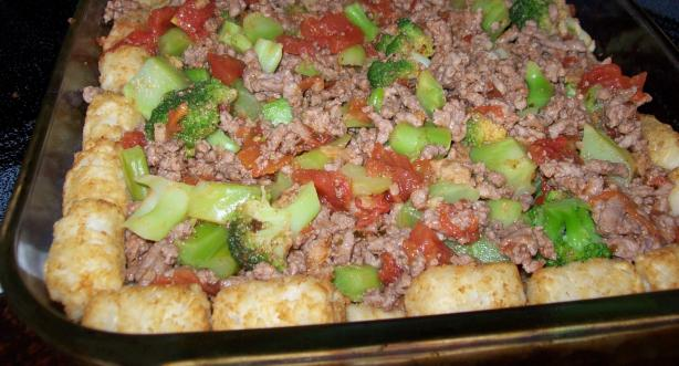 Hearty Beef and Potato Casserole
