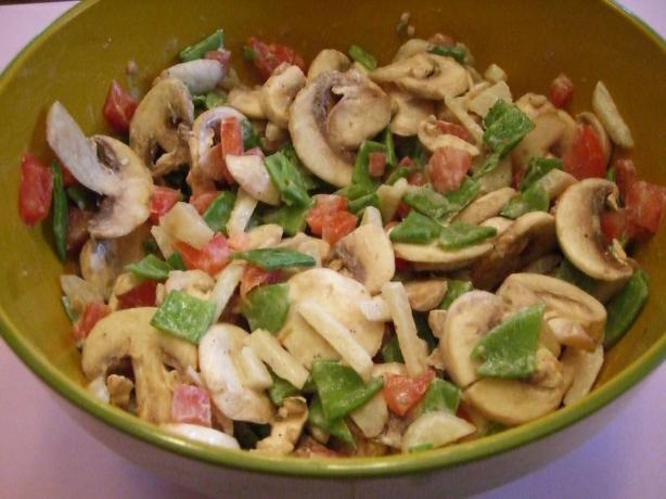 Shroom Salad