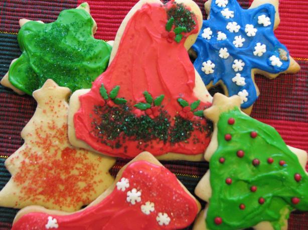 Sugar Cookies (Great Great Grandma Shadduck's)