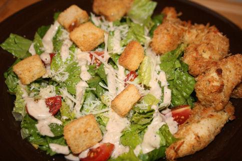 Chunky Caesar Salad