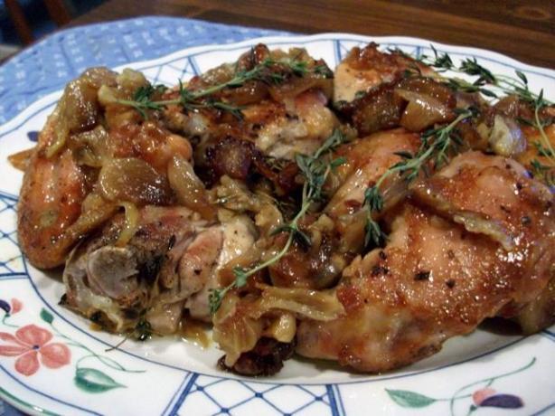 Good Eats 40 Cloves and a Chicken (Alton Brown)
