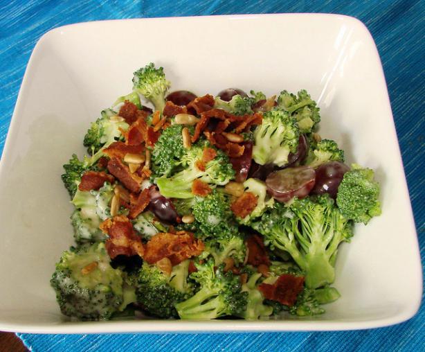 Jackie's Broccoli Salad