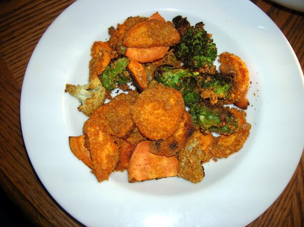 Crispy Vegetables