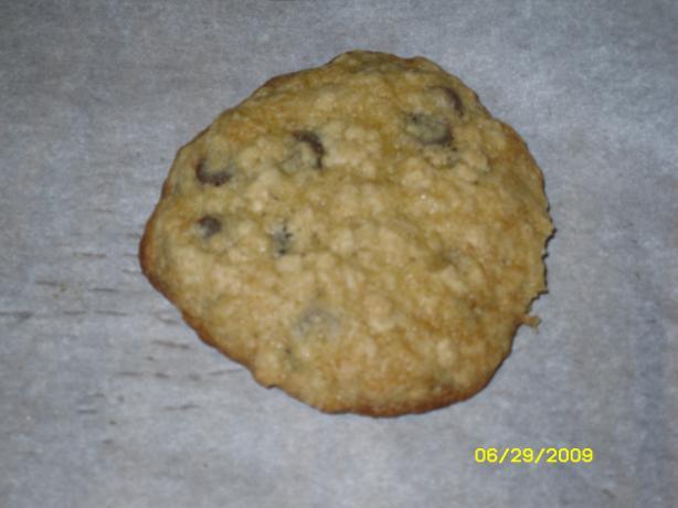 Chocolate Chip Oat Cookies (Millionaire Cookies)
