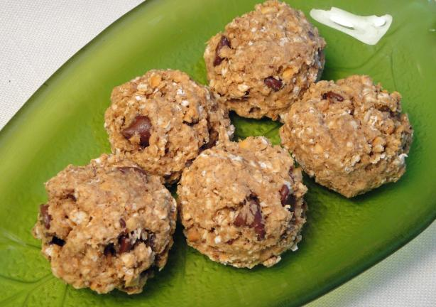 Vegan Peanut Butter Oatmeal Cookies (Healthier)